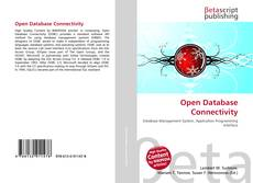 Bookcover of Open Database Connectivity