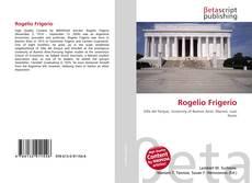 Bookcover of Rogelio Frigerio