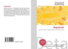 Bookcover of Ropinirole