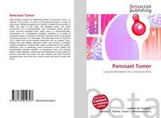 Capa do livro de Pancoast Tumor