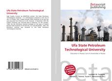 Ufa State Petroleum Technological University的封面