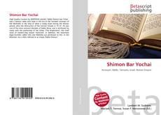 Bookcover of Shimon Bar Yochai