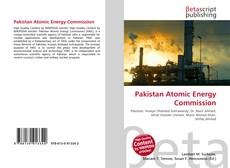 Couverture de Pakistan Atomic Energy Commission