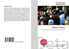Bookcover of Shane Twins