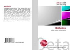 Portada del libro de Rebbetzin