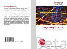 Bookcover of Regulatory Capture