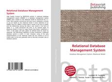 Bookcover of Relational Database Management System