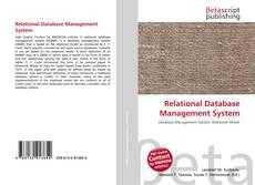 Borítókép a  Relational Database Management System - hoz