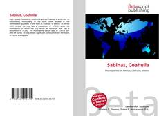 Bookcover of Sabinas, Coahuila