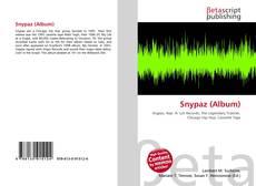 Bookcover of Snypaz (Album)