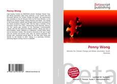 Обложка Penny Wong