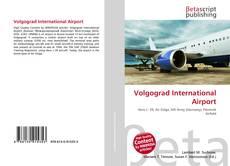 Bookcover of Volgograd International Airport