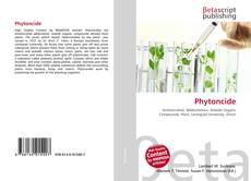 Bookcover of Phytoncide