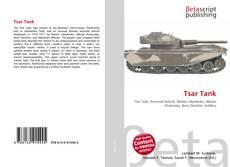 Buchcover von Tsar Tank