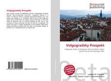 Bookcover of Volgogradsky Prospekt