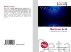 Bookcover of Rhodizonic Acid