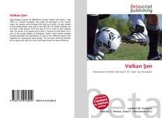 Volkan Şen kitap kapağı