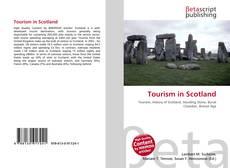 Bookcover of Tourism in Scotland