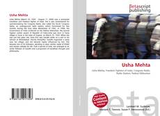 Bookcover of Usha Mehta