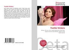 Yvette Vickers kitap kapağı