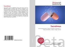 Tacrolimus kitap kapağı