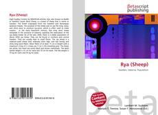 Buchcover von Rya (Sheep)