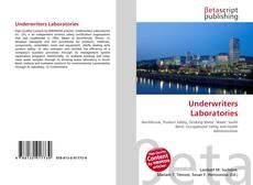 Capa do livro de Underwriters Laboratories
