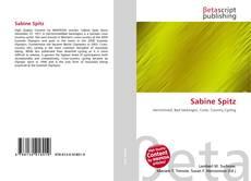 Bookcover of Sabine Spitz