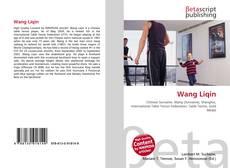 Capa do livro de Wang Liqin
