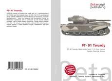 PT- 91 Twardy kitap kapağı
