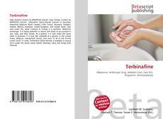 Bookcover of Terbinafine