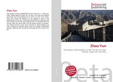 Bookcover of Zhao Yun