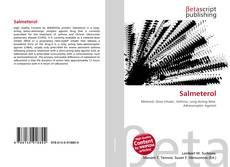 Bookcover of Salmeterol