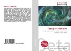 Tetsuya Takahashi kitap kapağı