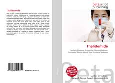 Bookcover of Thalidomide