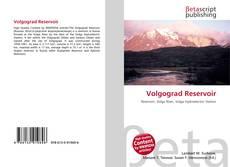 Buchcover von Volgograd Reservoir