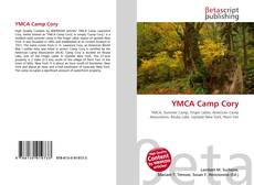 Bookcover of YMCA Camp Cory