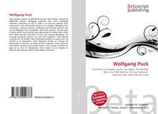 Couverture de Wolfgang Puck