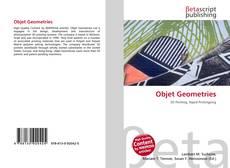 Objet Geometries kitap kapağı