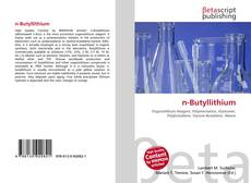 n-Butyllithium kitap kapağı