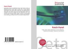 Capa do livro de Patch Panel