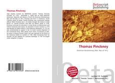 Couverture de Thomas Pinckney
