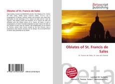 Обложка Oblates of St. Francis de Sales