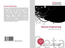 Bookcover of Reverse Engineering