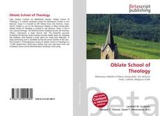 Обложка Oblate School of Theology