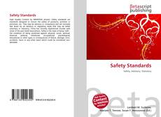 Bookcover of Safety Standards