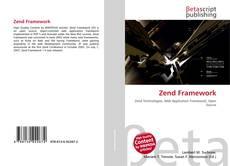 Обложка Zend Framework