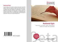 Buchcover von National Epic