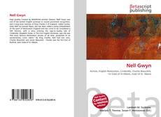Capa do livro de Nell Gwyn