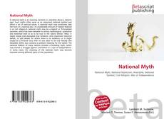 Bookcover of National Myth